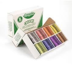 Classic Crayola Crayons Classpack, 800 Count, <b>8 Colors</b> | Crayola