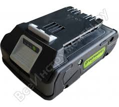<b>Аккумулятор</b> (2 А*ч; <b>24</b> В) <b>G24B2 Greenworks</b> 2902707 - цена ...