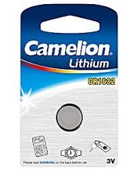 Батарейка CR1632 Camelion литиевая 3V (1 шт ... - BookPRO