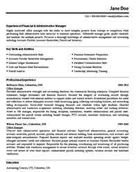 sample office manager resume   resume expressbefore version of resume  sample office manager resume