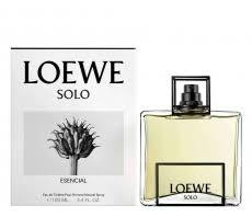 Мужской аромат <b>SOLO ESENCIAL LOEWE</b> – низкие цены на духи ...