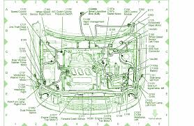 ford escape engine diagram ford wiring diagrams online