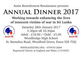 invitation to assis rr s annual dinner assist resettlement annual dinner 2017 flyer
