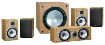 <b>Комплект акустики Monitor</b> Audio Bronze AV1 — купить по ...