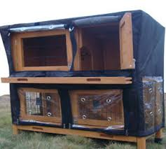 Unbranded <b>Rabbit Cages</b> & Enclosures <b>Protective Covers</b> for sale ...