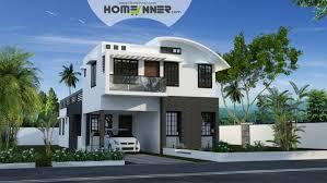 Kerala home design Sq Ft Bedroom duplex house plan   Indian    Kerala home design Sq Ft Bedroom duplex house plan