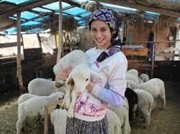 Balkan şampiyonu atlet yarışlara köyünde hazırlanıyor