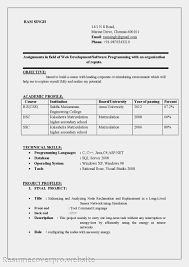 doc resume samples for freshers mechanical engineers cv examples for freshers engineers