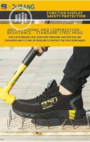 Work Safety Shoes For <b>Men Breathable Air Mesh</b> Work Boots in ...