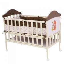 Детская <b>кроватка BabyHit Sleepy</b> - Акушерство.Ru