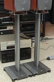<b>акустические стойки Elac</b> Stand LS 70 | Hi-Fi.ru