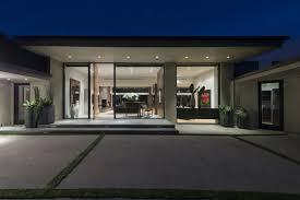 Single Storey House Plans  modern single story homes   R WitherspoonModern House Plans Single Story Home