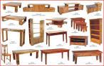 Meuble en teck - Meubles massifs en bois exotiques