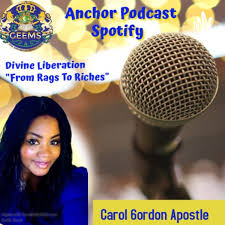 """Divine Liberation"""" From Rags To Riches"""""""