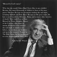 Image result for small photo elie wiesel