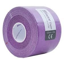 <b>Тейп кинезиологический Tmax Extra</b> Sticky Lavender (5 см x 5 м ...