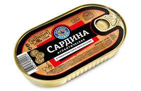 <b>Сардина</b> атлантическая <b>филе</b> в томатном соусе - ООО «Балт-Ост»