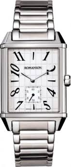 Наручные <b>часы Romanson TM7237MW</b>(WH) Gents Fashion
