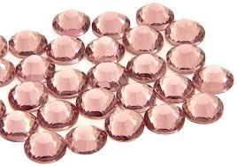 Light <b>Amethyst</b> EIMASS 7787 Grade A Flat-Back Non-<b>Hot</b> Fix Crystals