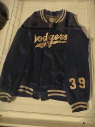 baseball eras blog baseball celebrating our great american past time roy campanella s 1957 jersey 1955 mvp award and field jacket