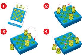 "Игра-головоломка ""<b>Лягушки</b>-<b>непоседы</b>""   <b>ThinkFun</b> Hoppers ..."