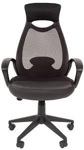 <b>Кресло офисное Chairman 840 Black Chairman</b> 7025290 купить в ...