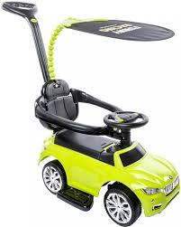 <b>Машина</b>-<b>каталка Happy Baby</b> JEEPSY (зеленый)