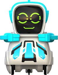 """Робот <b>Silverlit</b> """"<b>Покибот</b> """", цвет: <b>синий</b> — купить в интернет ..."""