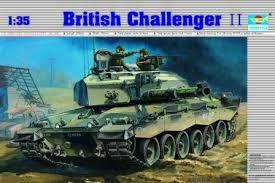 Image result for trumpeter challenger 2 kfor