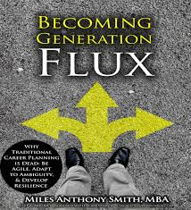 career transition audiobook sample becoming generation flux by miles anthony smith