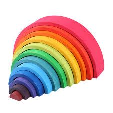 BIG PROMO Arch Bridge Rainbow Semicircle Building Decoration ...
