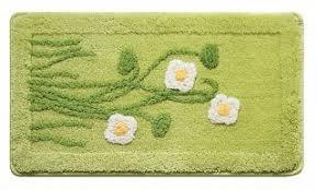 <b>Коврик Milardo Green</b> Field акрил для ванной 40*70 см ...