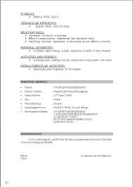 resume sample in word document  mba marketing  amp  sales  fresher    download resume format