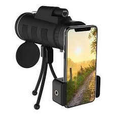 Mini Portable Durable <b>40 x 60 Monocular</b> Telescope Outdoor ...