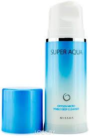 <b>Очищающая кислородная пенка для</b> лица MISSHA Super Aqua ...