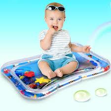<b>Baby Baby</b> Toddlers <b>Kids</b> Water Play Mat <b>Inflatable</b> Infants Tummy ...