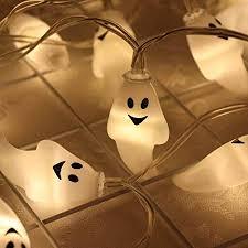 KIMTAN 2019 Cute Halloween Led String Light Ghost ... - Amazon.com