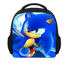 FORUDESIGNS Classic Game Sonic the Hedgehog Printing ...
