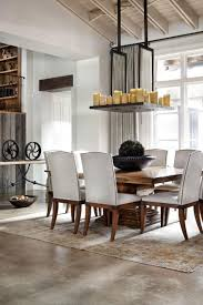 Modern Design Dining Room The D501 Hendler Dining Room Collection Has A Rich Contemporary