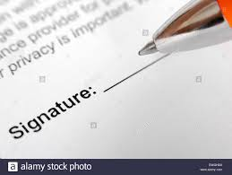 filling out application close up signature stock photo royalty filling out application close up signature