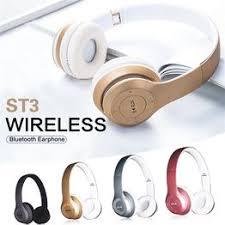 New ST3 P47 Bluetooth 5.0 Metallic Feel Wireless Stereo ... - Vova