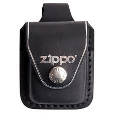 <b>Чехол ZIPPO для</b> зажигалки из кожи с фиксатором на ремень ...