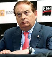 Carlos Gracia, presidente de la Federación Española de Automovilismo. EFE - 1192487475288carlosgraciadetalledn