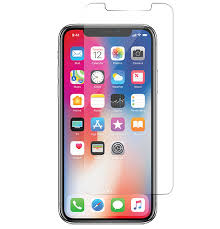 <b>Premium Tempered Glass Screen</b> Protector For Apple iPhone X XS