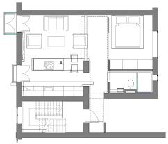bedroom garage apartment floor plans interior