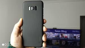 Любимые <b>чехлы Nillkin для Samsung</b> Galaxy S8 Plus - YouTube
