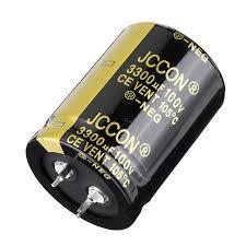 Arduino - <b>3300UF100V 30x40mm Radial</b> Aluminium Electrolytic ...