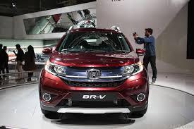 Honda BRV Dari Honda Prospect Motor Mobil SUV Untuk Keluarga