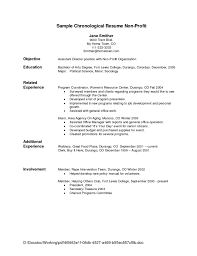 secretary objective for resume examples  seangarrette cochronological resume samples x feature single  x chronological resume samples    secretary objective for resume