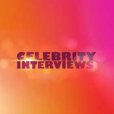 Image result for celebrity interviews